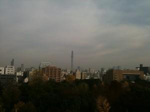 Tokyo Skytree 2010-12-07