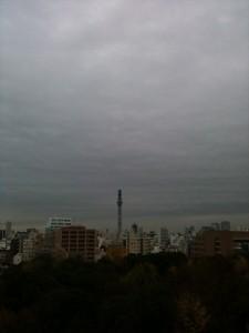 Tokyo Skytree 2010-12-08