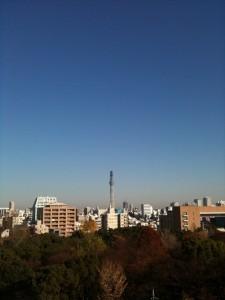 Tokyo Skytree 2010-12-09