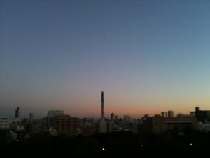 Tokyo Skytree 2010-12-10