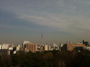 Tokyo Skytree 2010-12-20