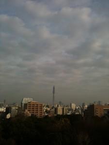 Tokyo Skytree 2010-12-21