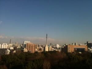 Tokyo Skytree 2010-12-24