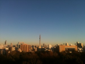 Tokyo Skytree 2010-12-25