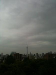 Tokyo Skytree 2011-05-03
