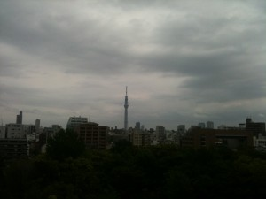 Tokyo Skytree 2011-05-05