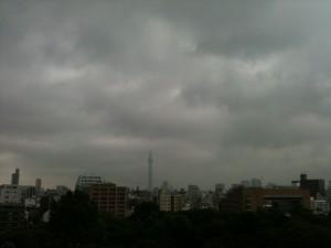 Tokyo Skytree 2011-07-07
