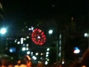 隅田川の大花火大会