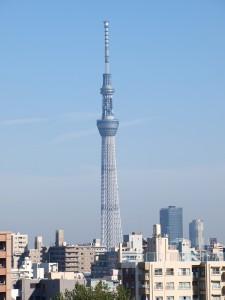 Tokyo Skytree 2011-11-01
