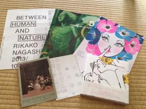 森村泰昌さんと杉本祐子さんの個展などを銀座でハシゴして